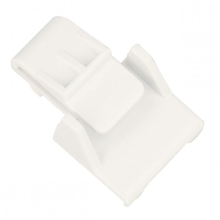 Mocowanie półki szklanej komory zamrażarki do lodówki Liebherr 742828400,0