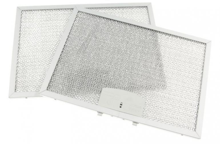 Filtr przeciwtłuszczowy metalowy (aluminiowy) do okapu Leisure 9179183007,0