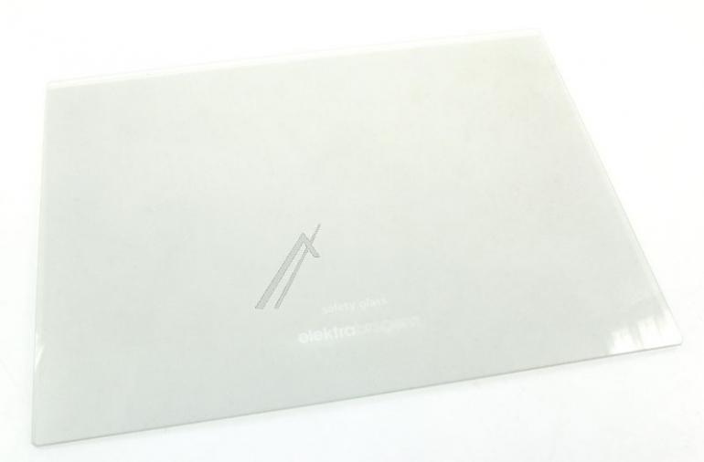 Półka szklana bez ramek do komory chłodziarki do lodówki Elektra Bregenz 4331652700,0