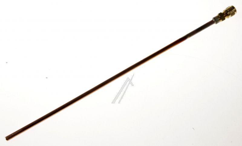 Zawór Schradera z rurką do lodówki Bosch L14000139,0