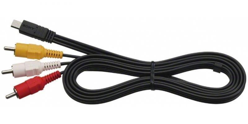 Kabel AV - CINCH 1.5m SONY VMC 15 MR 2 VMC15MR2SYH,0