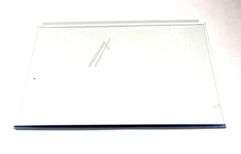 Półka szklana z ramkami do komory chłodziarki do lodówki Liebherr 727616800,1