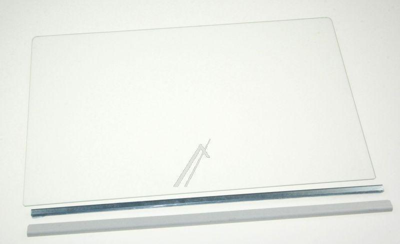 Półka szklana z ramkami do komory chłodziarki do lodówki Candy 49030885,0