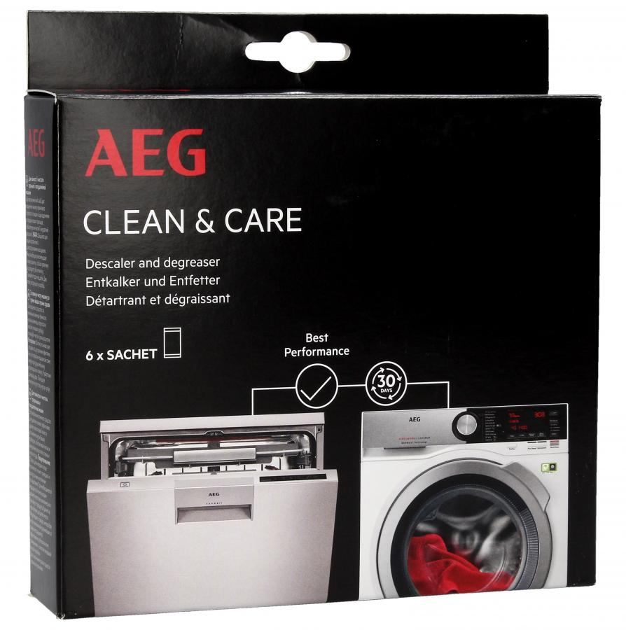Środek czyszczący do zmywarki i pralki Electrolux 9029798049 300g,0