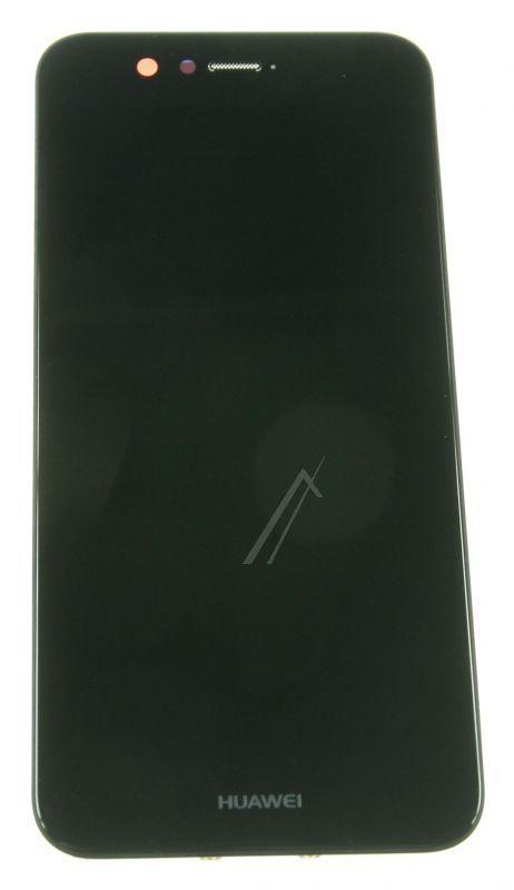 02351LQX LCD + dotyk, komplet do Huawei Nova 2, czarny HUAWEI,0
