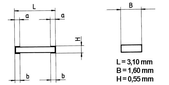 Rezystor metalizowany SMD 33K 0.25W,0