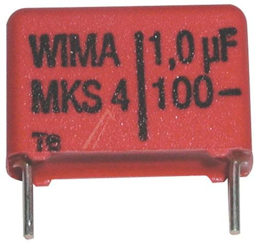 Kondensator impulsowy MKS4 1uF/100V MKS4D041004C00KSSD,0