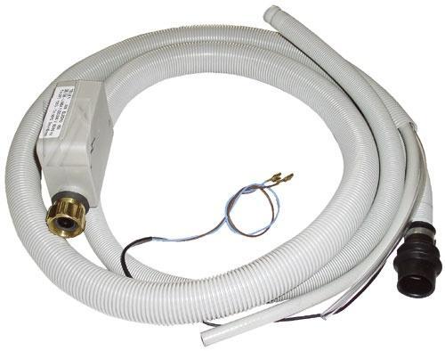 Wąż dopływowy z Aquastop 2m do zmywarki Bosch 00119924,0
