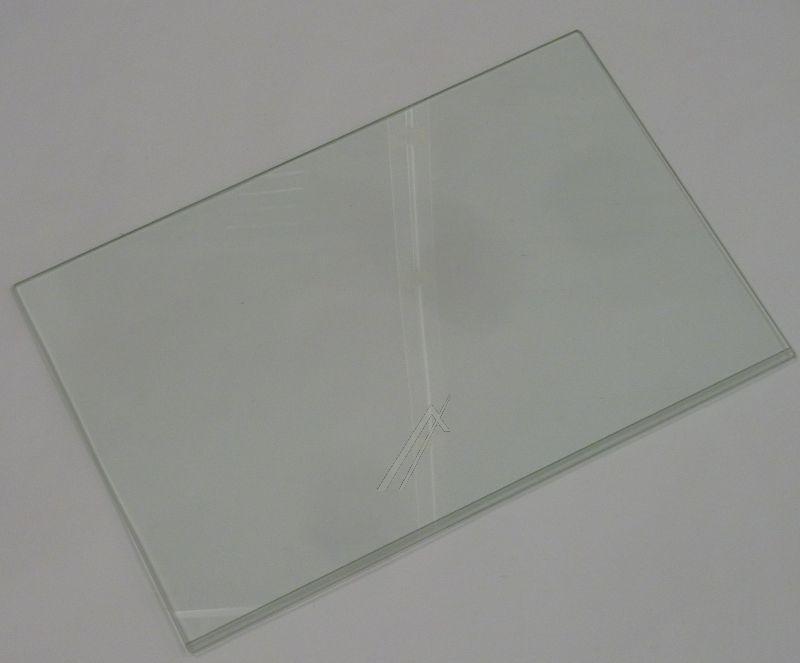 Półka szklana bez ramek do komory chłodziarki do lodówki Beko 4299893500,0
