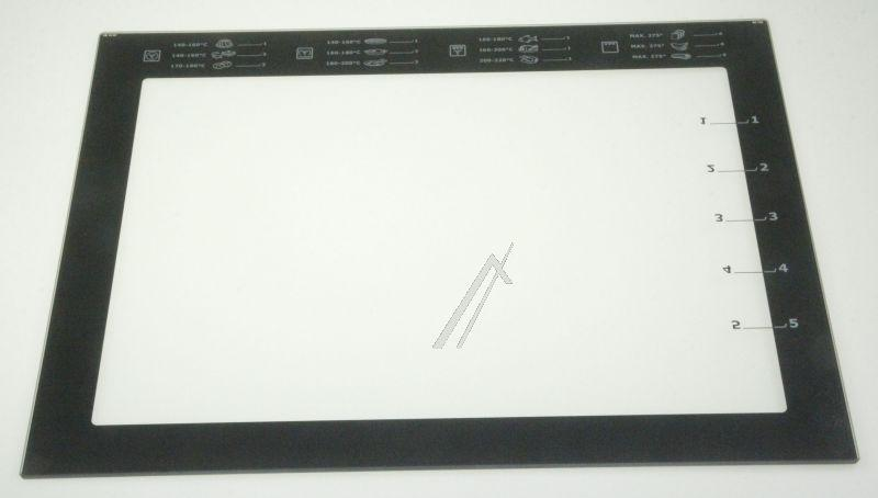 Wewnętrzna szyba drzwi do piekarnika Electrolux 3876878012,0