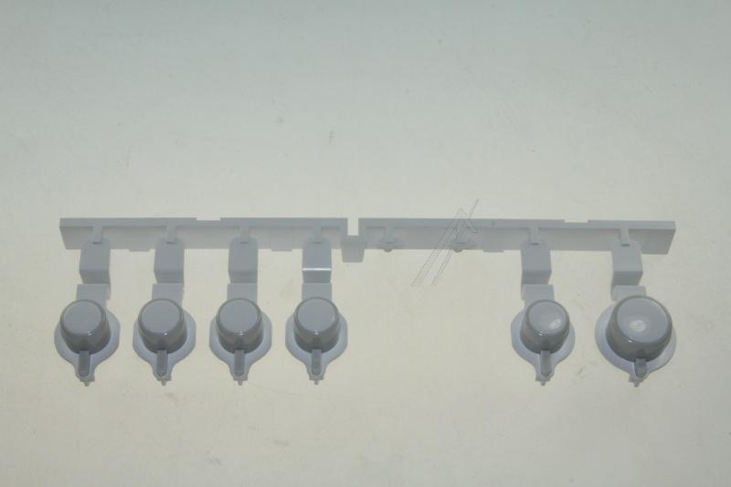 Przyciski panelu sterowania do pralki Bauknecht 481241029594,0