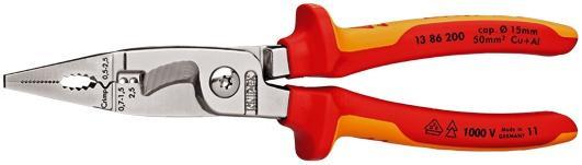 Kombinerki uniwersalne KNIPEX 1386200,0