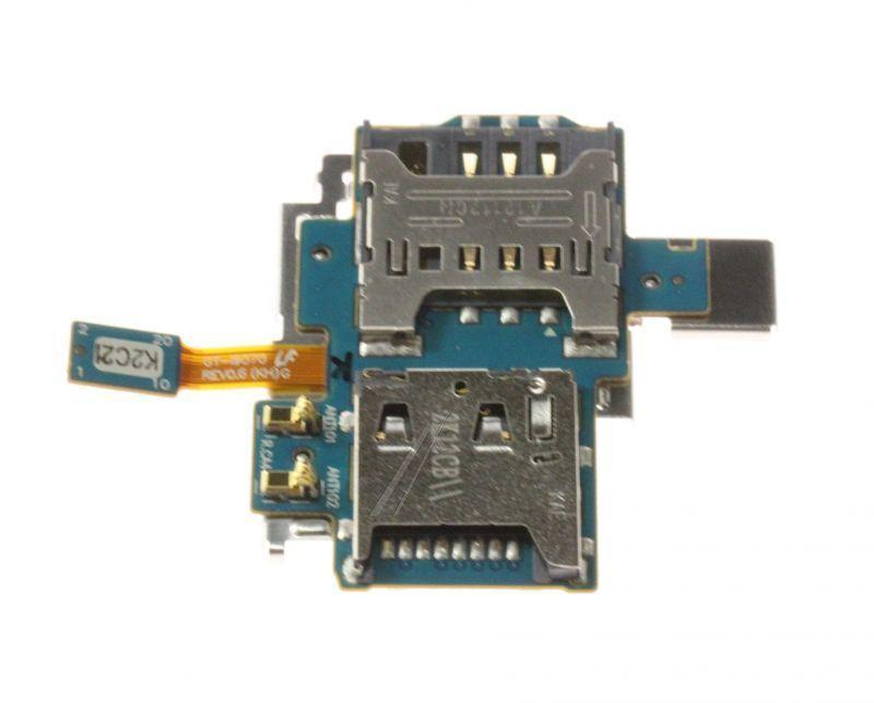 Moduł karty SIM z microSD do smartfona Samsung GH9605630A,0