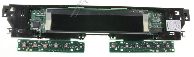 Moduł obsługi z wyświetlaczem do piekarnika Siemens 00743400,0