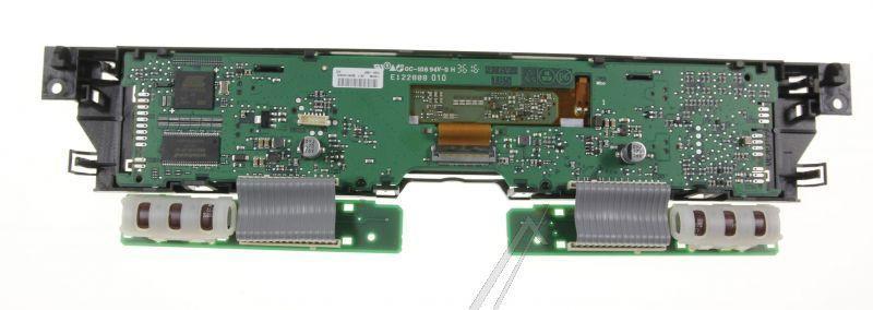 Moduł obsługi z wyświetlaczem do piekarnika Siemens 00743400,1