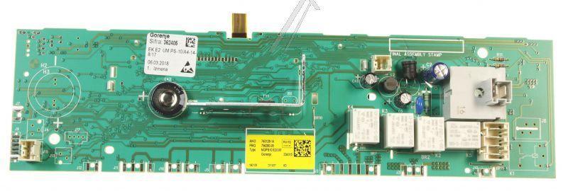 Moduł elektroniczny (zaprogramowany) do pralki Gorenje 362405,0