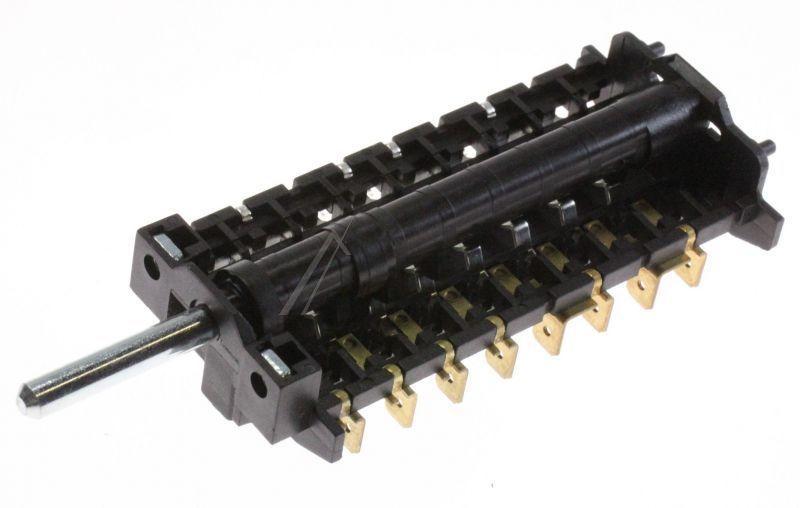 Przełącznik impulsowy funkcji do piekarnika Smeg 811730383,1