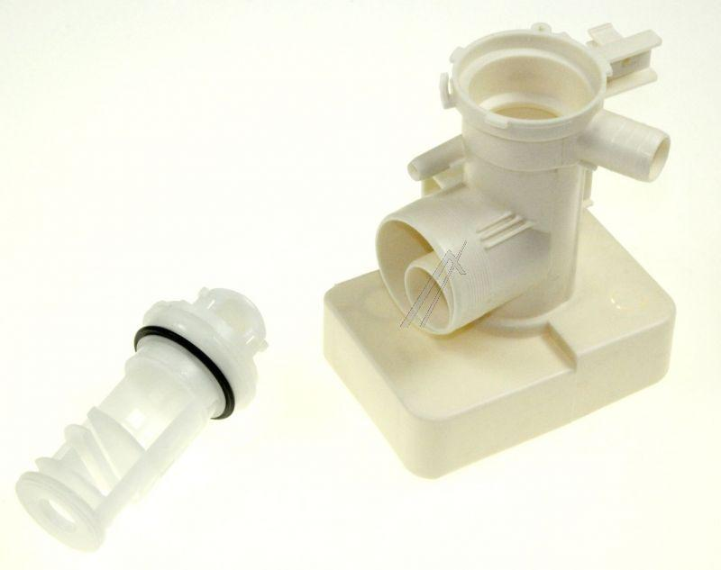 Filtr z obudową do pompy odpływowej do pralki Electrolux 4055179123,0