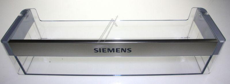 Półka na drzwi chłodziarki do lodówki Siemens 00704745,0