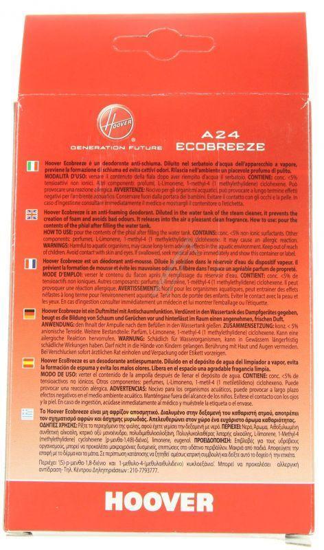 Wkład zapachowy górska bryza 14szt. Hoover A24 do odkurzacza,1