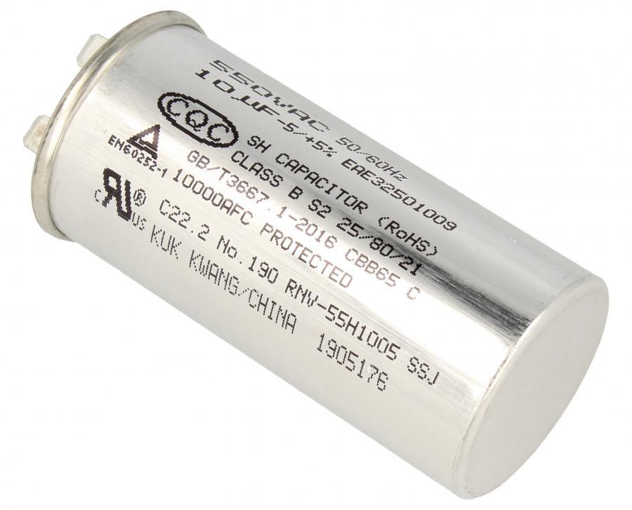 Kondensator sprężarki do lodówki LG EAE32501009,0