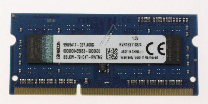 Pamięć RAM DDR3 KINGSTON KVR16S11S84,1