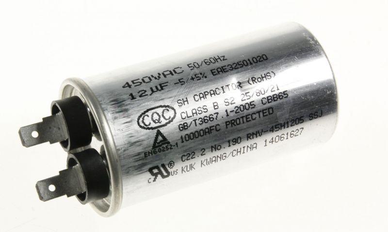 Kondensator sprężarki do lodówki LG EAE32501020,0