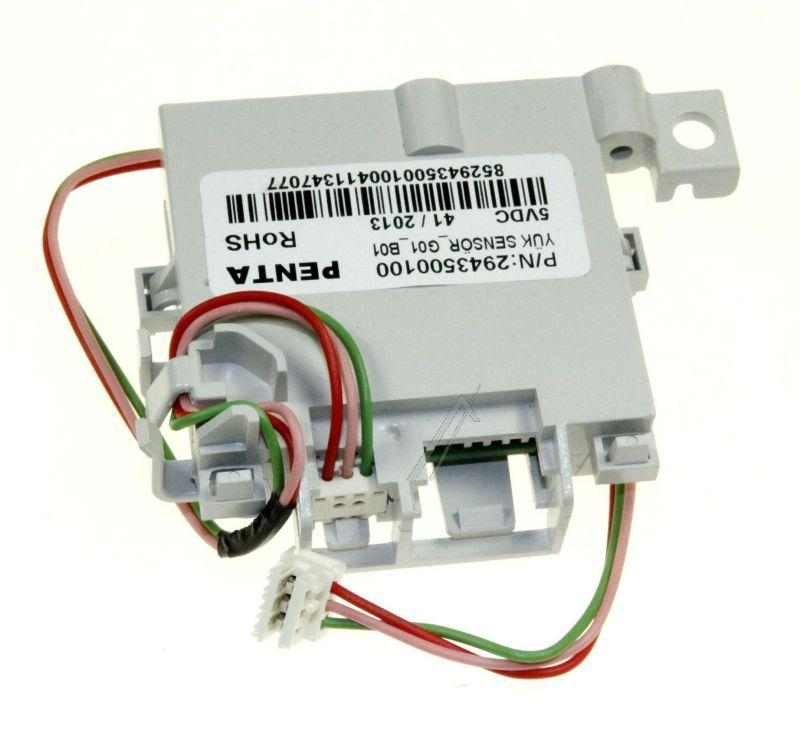 2943500100 LOAD SENSOR CARD ASSEMBLY ARCELIK / BEKO,0
