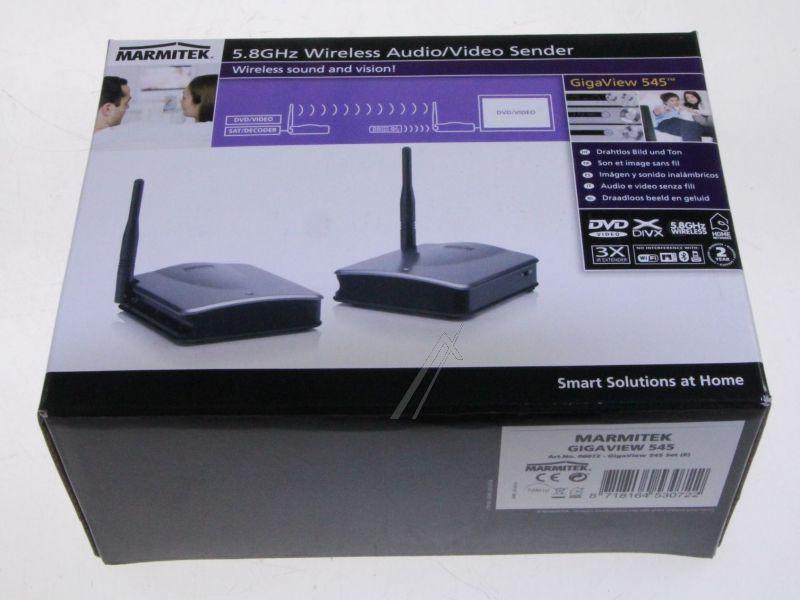 Transmiter bezprzewodowy audio/video 08072,1