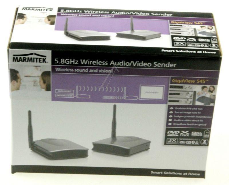 Transmiter bezprzewodowy audio/video 08072,2