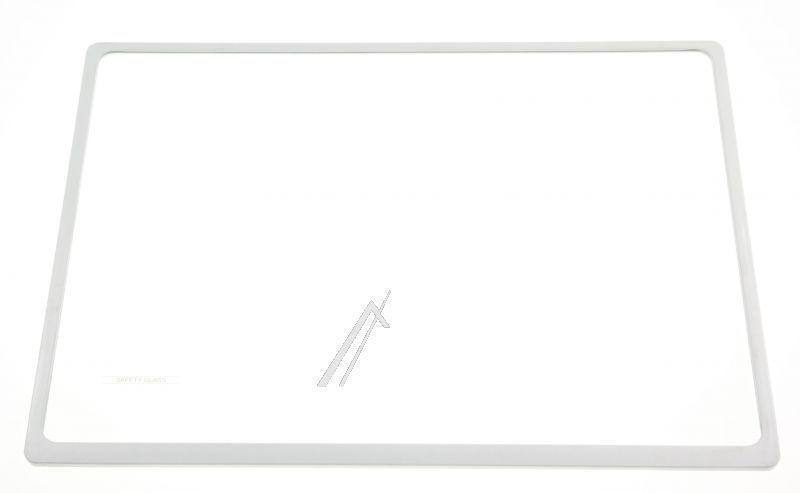 Półka szklana z ramkami do komory chłodziarki do lodówki Amica 1023495,1