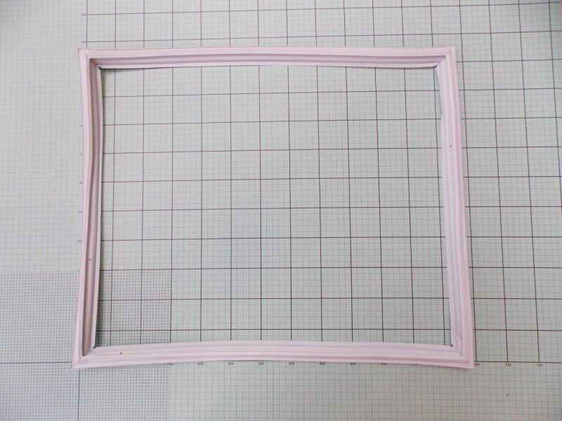 Magnetyczna uszczelka drzwi zamrażarki Amica 1022511,0