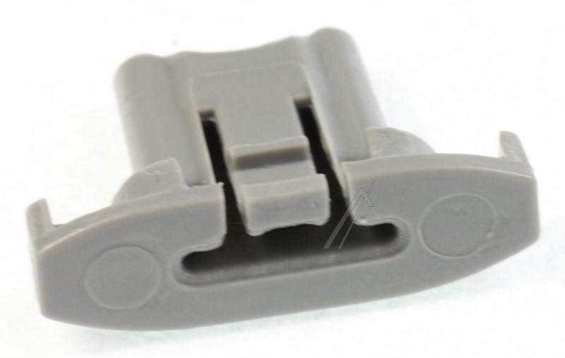 Tylny ogranicznik prowadnicy kosza do zmywarki Amica 34420689,0