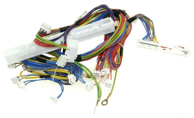 Wiązka kabli do zmywarki Siemens 00655562,0