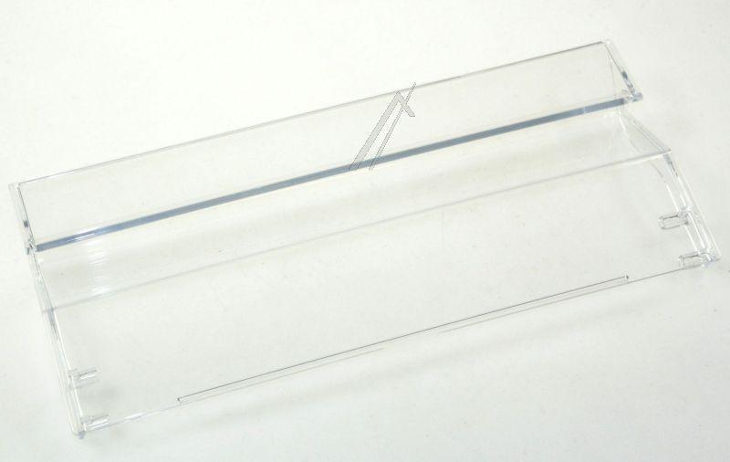 Pokrywa z klapką szuflady chłodziarki do lodówki Zanussi 2109318044,0