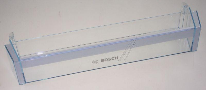 Dolna półka na drzwi chłodziarki do lodówki Bosch 00708073,0