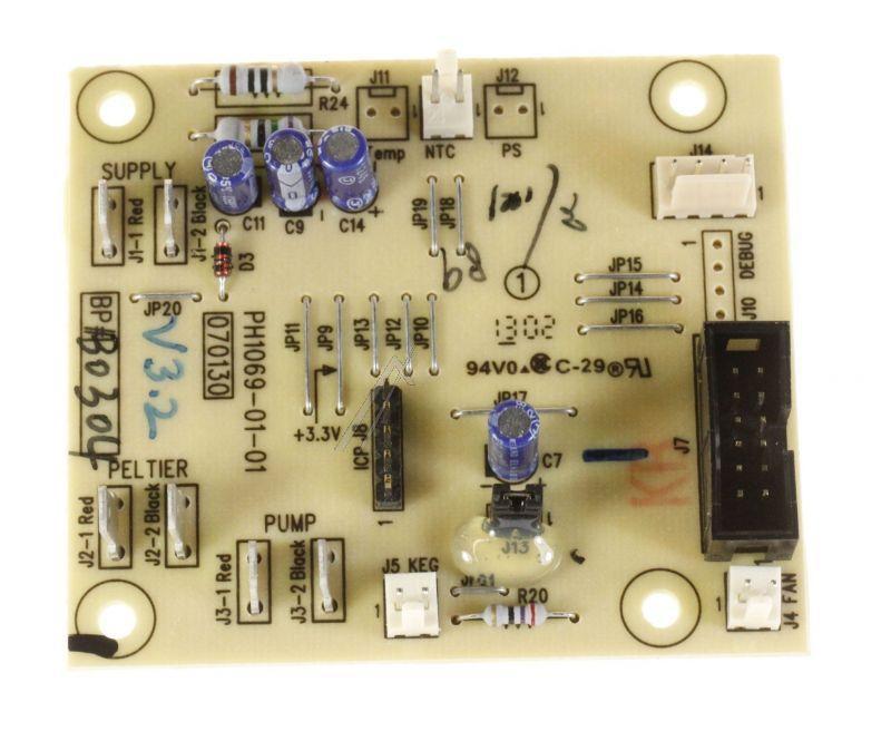 Moduł sterowania do dystrybutora piwa Philips 996510061659,0