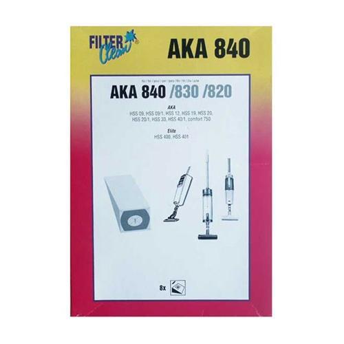 Worki AKA840 830 820 8szt. do odkurzacza AKA,0