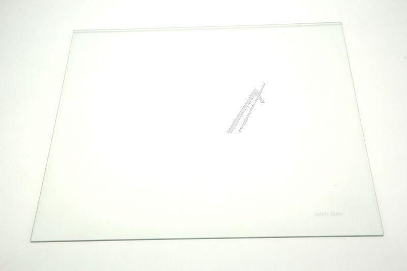 Półka szklana bez ramek do komory chłodziarki do lodówki Beko 4362725100,1
