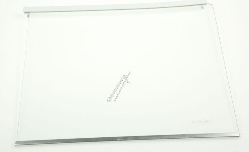 Półka szklana z ramkami do komory chłodziarki do lodówki Beko 4918521500,0