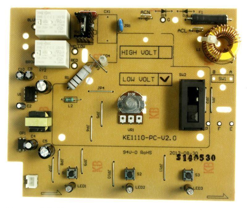 Moduł elektroniczny do robota kuchennego PHILIPS 996510069353,0