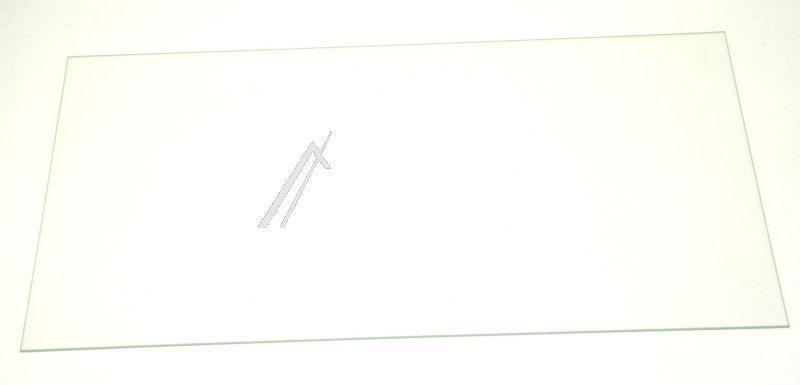 Półka szklana bez ramek do komory chłodziarki do lodówki Whirlpool 481010603834,0