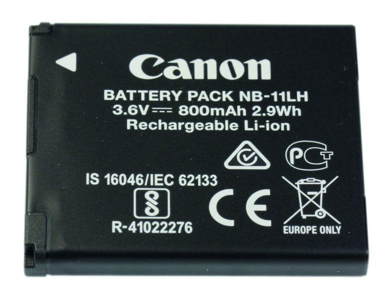 Akumulator do aparatu fotograficznego Canon 9391B001AA,1