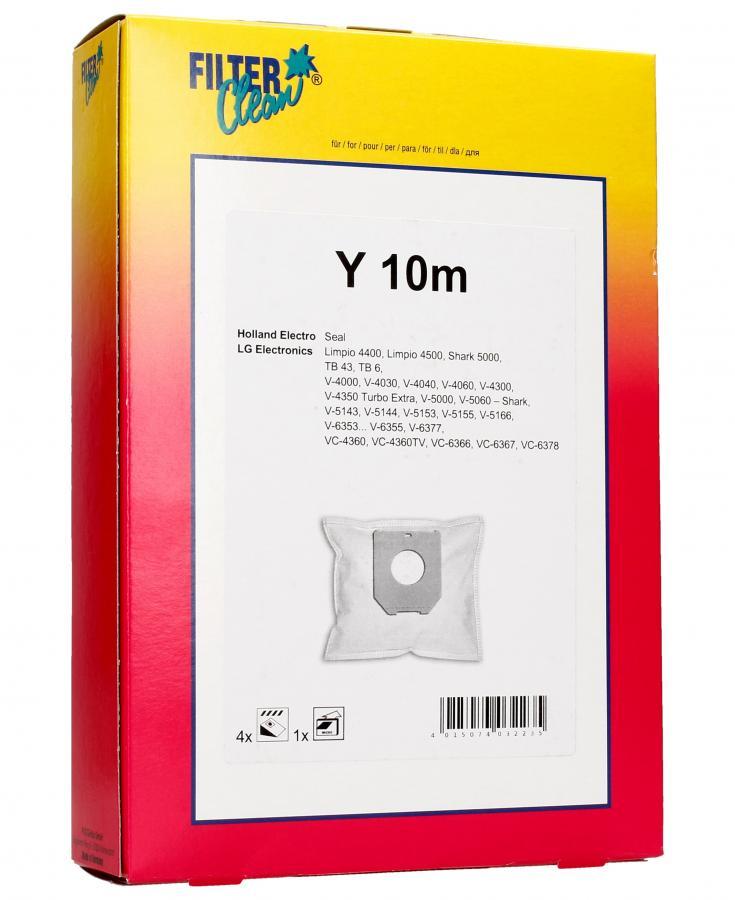 Worki Y10m 4szt. do odkurzacza LG Electronics,0