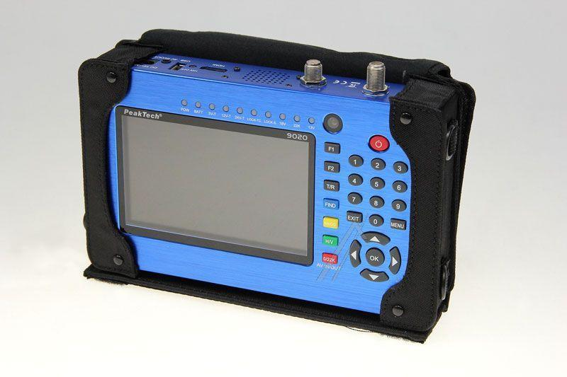 Miernik sygnału satelitarnego PEAKTECH P9020,1