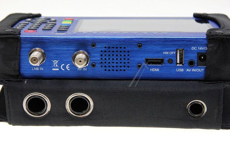 Miernik sygnału satelitarnego PEAKTECH P9020,3