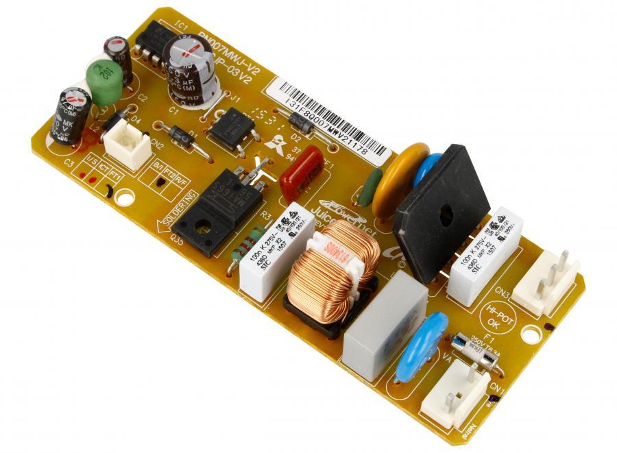 Moduł elektroniczny do wyciskarki do soków Zelmer 00634850,0