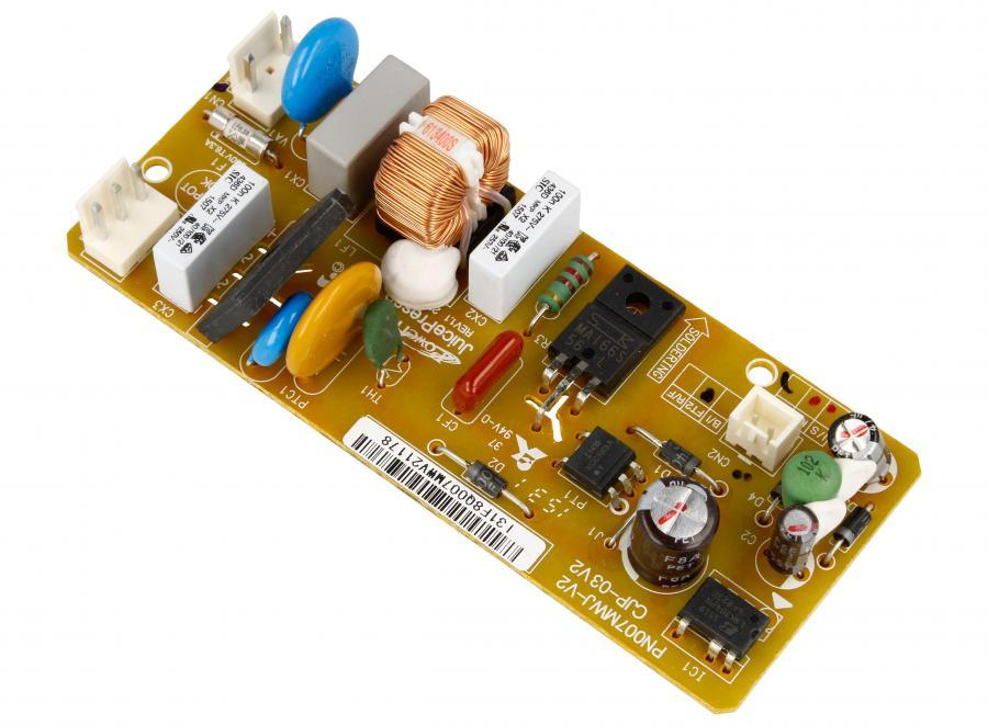 Moduł elektroniczny do wyciskarki do soków Zelmer 00634850,1