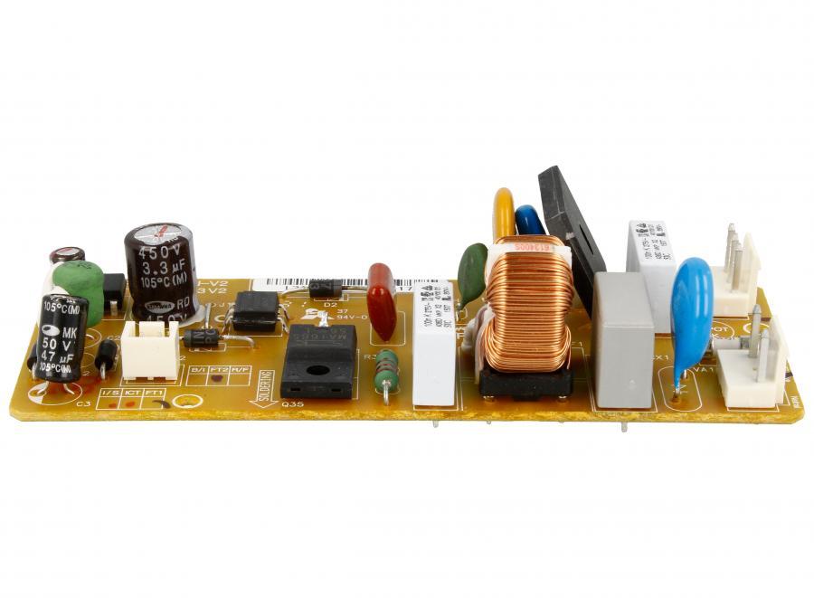 Moduł elektroniczny do wyciskarki do soków Zelmer 00634850,3