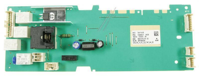 Moduł elektroniczny (zaprogramowany) do pralki Bosch 12004630,0